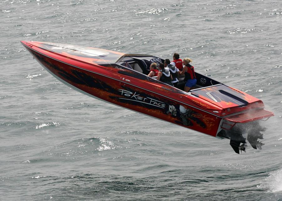Biloxi Boat Poker Run